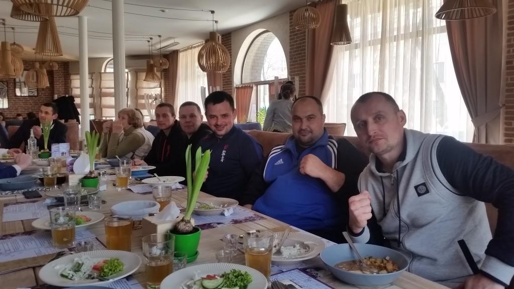 Братва тренеров Новов.25.03.18