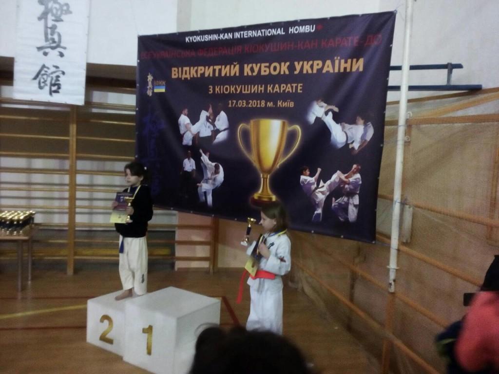 КОВИРНОВА КБОК УКР 17.03.18  2 м